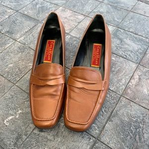 Cole Haan Penny Loafer with Heel 6 1/2